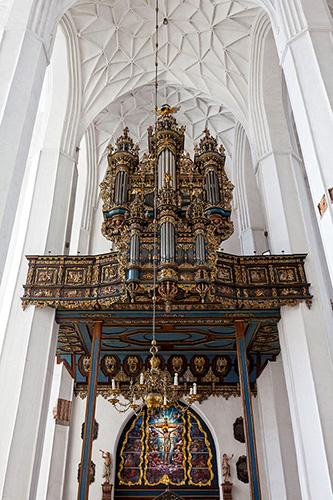 Gdańsk Bazylika Mariacka
