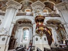 Krzeszów, kościół barokowy
