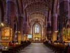 Olsztyn wnętrze katedry