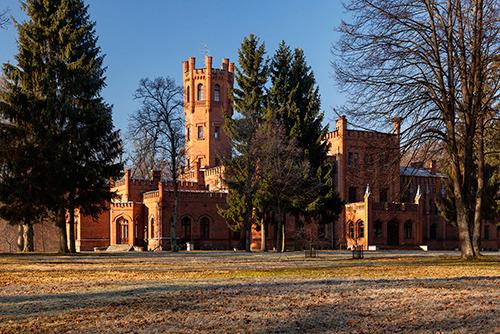 Sorkwity pałac