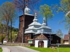 Uście Gorlickie, cerkiew