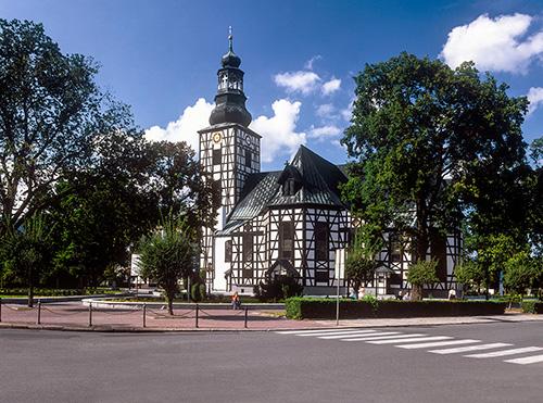 Milicz, Kościół Łaski