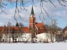 Szczytno kościół