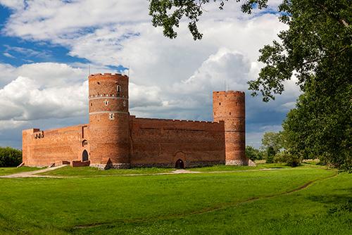 Ciechanów zamek