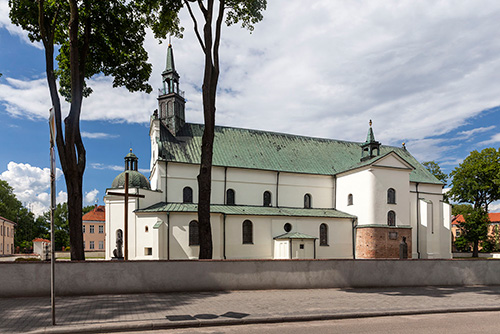 Pułtusk kościół