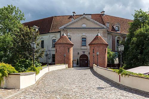 Pułtusk zamek