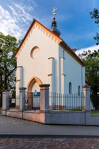 Szczebrzeszyn cerkiew