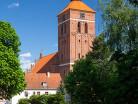 Reszel kościół gotycki