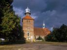 Sząbruk, kościół