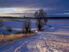 Zima na Warmii