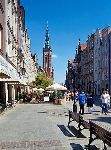 Gdańsk Długi Targ