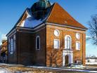 Braniewo barokowy kościół