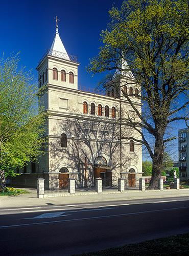 Braniewo kościół