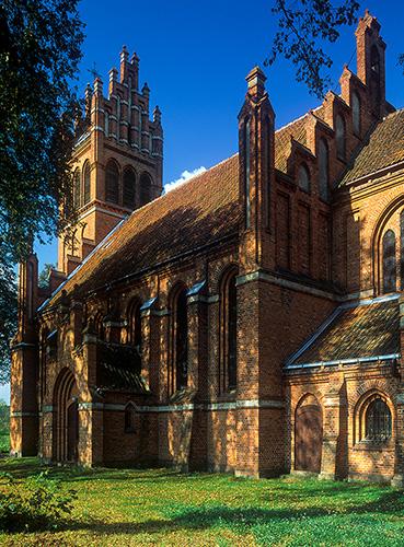 Giławy kościół