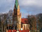 Gietrzwałd kościół
