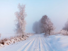 Zima na Warmii i Mazurach