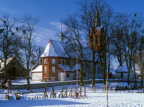 Kraszewo kościół
