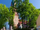 Gietrzwałd kościół neogotycki