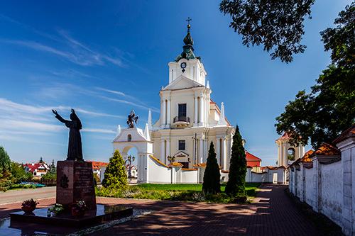 Siemiatycze kościół