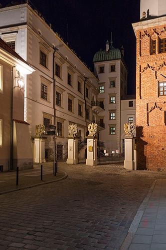 Szczecin Zamek Książąt Pomorskich
