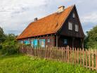 Popielno mazurska chata
