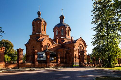 Białowieża cerkiew