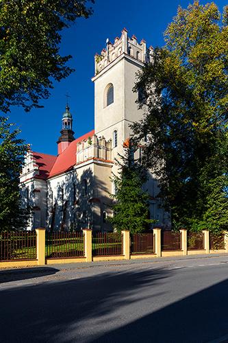Białowieża kościół