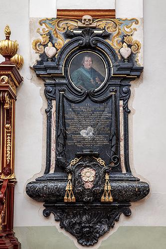 Janów Podlaski epitafium