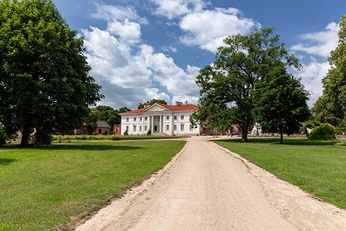 Korczew barokowy pałac