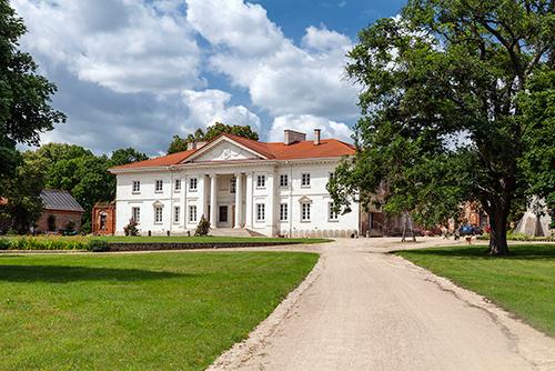 Korczew pałac