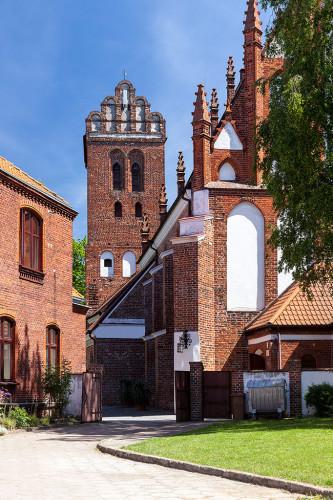 Iława kościół
