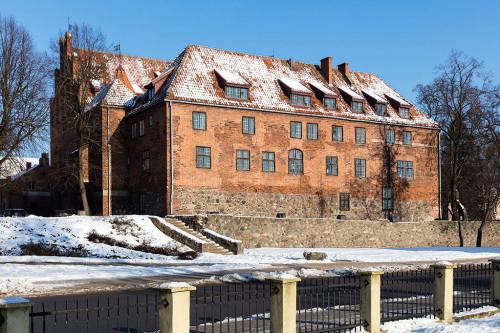 Kętrzyn zamek