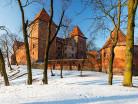 Nidzica gotycki zamek