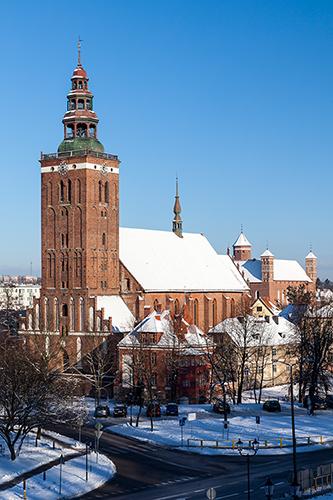 Lidzbark Warmiński kościół