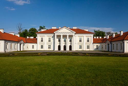 Siedlce pałac