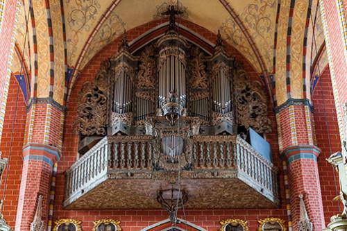 Chełmno – organy