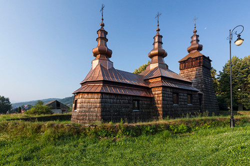 Szczawnik cerkiew