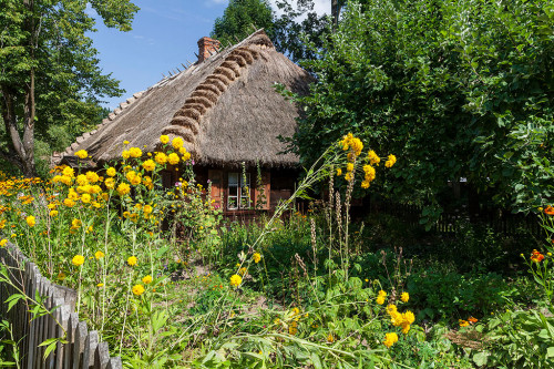 Ciechanowiec chata
