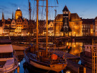 Gdańsk port