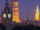 Gdańsk we mgle