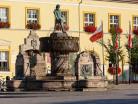 Darłowo Pomnik Rybaka