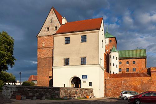 Darłowo Zamek Książąt Pomorskich