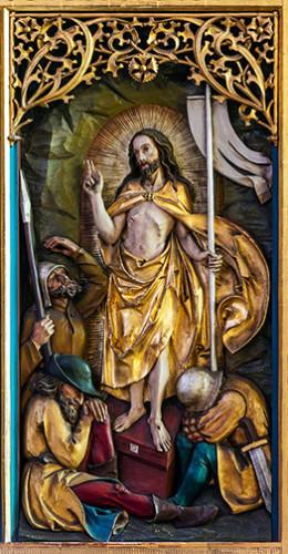 Orneta zmartwychwstanie