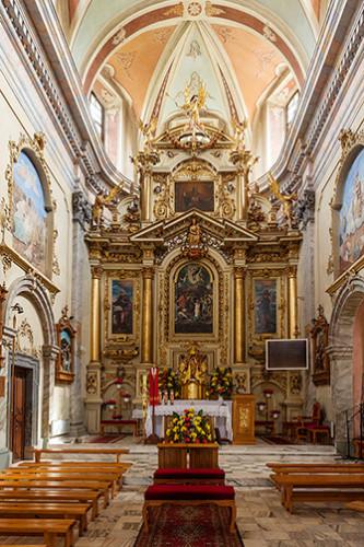 Tarnogród kościół