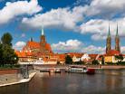 Wrocław rzeka Odra