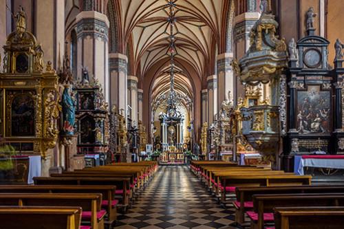 Frombork katedra