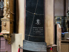 Frombork nagrobek Kopernika