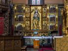 Frombork ołtarz gotycki