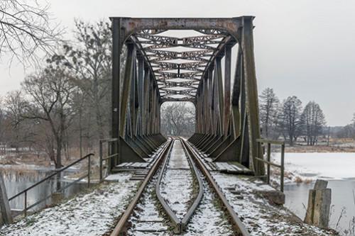 Pisz most kratownicowy