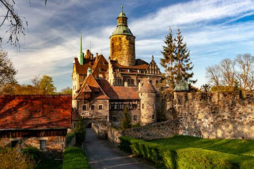 Czocha zamek